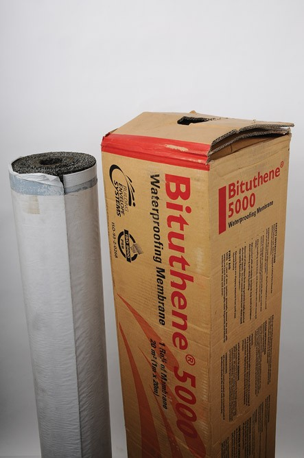 Bitushield Amp Bituthene 500 Waterproofing Amp Joint Fillers