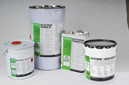 Bituthene B1 Standard Primer Waterproofing Amp Joint