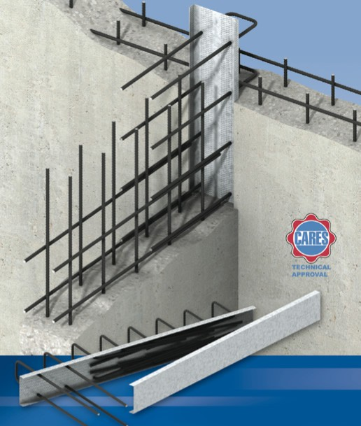 Reinforcement Continuity System — Concrete Reinforced System